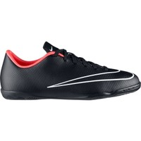 Nike Kids' Mercurial Victory V IC Soccer Shoe - Black/Red | DICK'S Sporting Goods