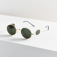 Vintage Grampa Oval Sunglasses | Urban Outfitters