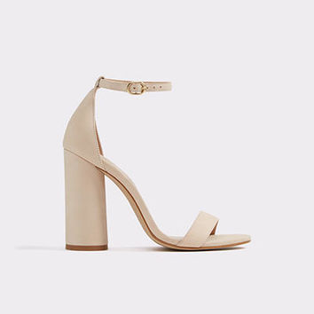 Helsa Bone Nubuck Women's Dress heels | ALDO US