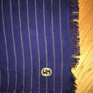 CREYON NWT $495 Authentic Gucci Scarf