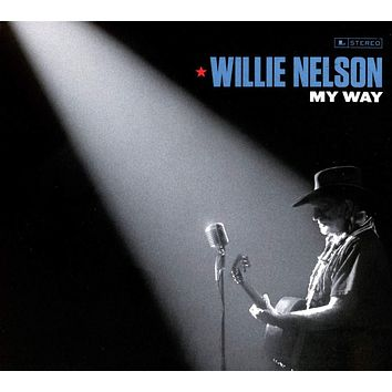 Willie Nelson, My Way (Audio CD - Import)