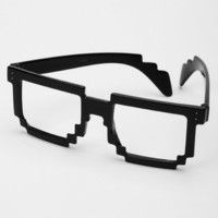 8-Bit Pixel Glasses