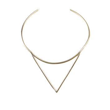 So into this design on Fab! Stacked Shape Choker #FabForAll