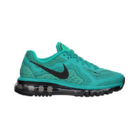 Nike Air Max 2014 Women's Running Shoes - Turbo Green
