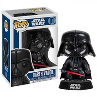 Star Wars Darth Vader Pop! Vinyl Figure Bobble Head : Forbidden Planet