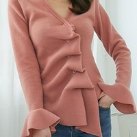 Soft Top Cardigan