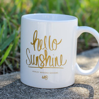 ABD Mug: Hello Sunshine