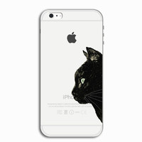 Cool Black Cat Personal Tailor iPhone 7 7 Plus & iPhone 5s se 6 6s Plus Case Cover + Gift Box