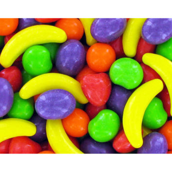 Wonka Runts Fruit Candy: 5LB Bag