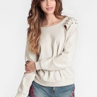 Morroccan Patched Cutoff Shorts By Free People