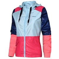 One-nice™ ADIDAS Women Cardigan Jacket Coat Windbreaker