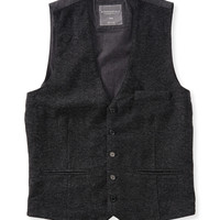 Aeropostale  Tailored Tweed Vest