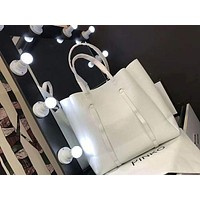 Balenciaga Tide brand Tote bag 2018 new sleek minimalist shoulder diagonal package