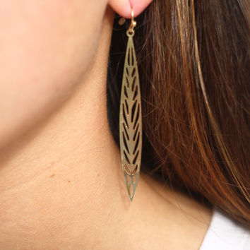 The Birds of a Feather Earrings