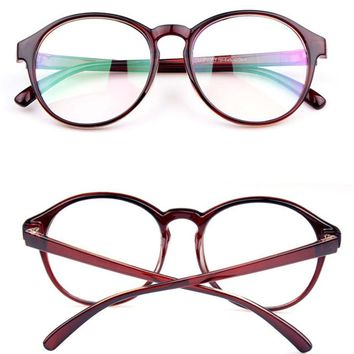 Fashion Optical Glasses Frame Glasses With Clear Glass Men For Myopia Clear Fashion Transparent Glasses Women Frame