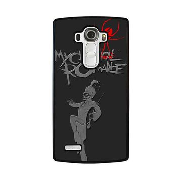 MY CHEMICAL ROMANCE BLACK PARADE 2 LG G4 Case Cover