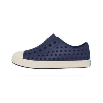 Native Regatta Blue Shoes