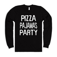 Pizza Party Pajamas