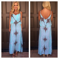 Beach Bum Maxi Dress