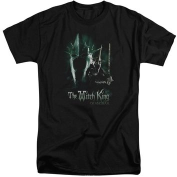 Lor - Witch King Short Sleeve Adult Tall Shirt Officially Licensed T-Shirt