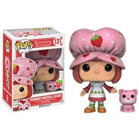 Funko POP! Animation Strawberry Shortcake Strawberry Shortcake and Custard - Walmart.com