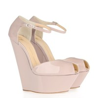 e30081 001 - Wedge Women - Shoes Women on Giuseppe Zanotti Design Online Store United States