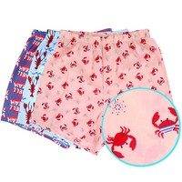 SHELL YEAH   BOXER SHORTS 3-PACK