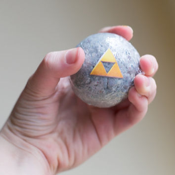 Zelda's Lullaby Bath Bomb for Sleep and Relaxation- Aromatherapy (60mm)