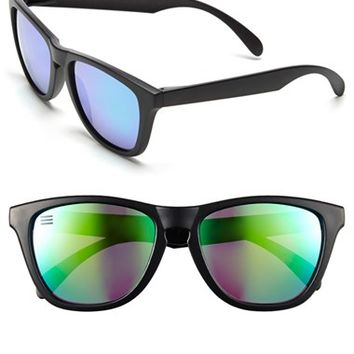 Men's Blenders Eyewear 'Deep Space Venus - L Series' 67mm Mirrored Sunglasses