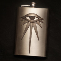 Shield of the Inebriator (Shield Flask)