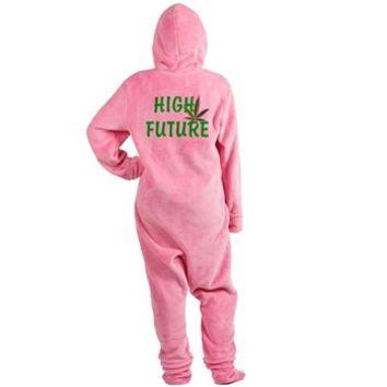 HIGH FUTURE Footed Pajamas> HIGH FUTURE> 420 Gear Stop