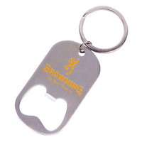 Browning Keychain Bottle Opener