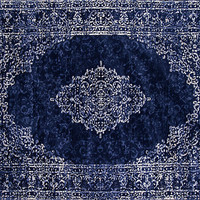 Zahra Rug, Blue - Rugs Under $400 - Affordable Finds - Sale | One Kings Lane