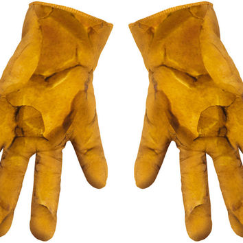 costume accessory: the thing muscle gloves Case of 4