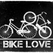 Bike Love 11x14 Graphic Print by WilliamDohman on Etsy