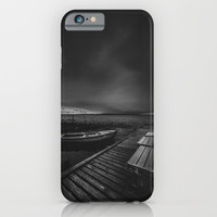 On the wrong side of the lake 5 iPhone & iPod Case by HappyMelvin