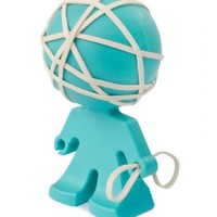 j-me rafael elastic band tidy desk toy | designer storage | a white room