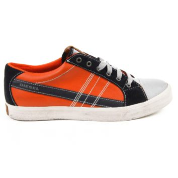Diesel mens sneakers D-STRING LOW Y01107 P0501 H5613