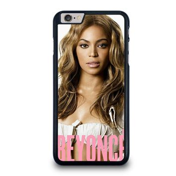 BEYONCE KNOWLES iPhone 6 / 6S Plus Case Cover