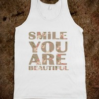 Smile You Are Beautiful - S.J.Fashion