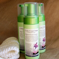 Botanical Facial Cleanser Face Wash Sensitive Skin Cleanser