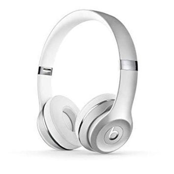 PEAP Beats Solo3 Wireless On-Ear Headphones - W1-core chip - Silver