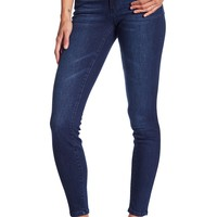 Tractr | Basic Mid Rise Skinny Jeans | HauteLook