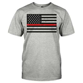 The Thin Red Line - T Shirt