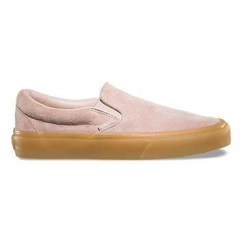 Fuzzy Suede Slip-On | Shop Kids Shoes At Vans