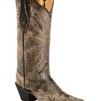 Tanner Mark Barcelona Rae Crackle Cowgirl Boots - Pointed Toe - Sheplers