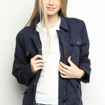 Doris Jacket - Brandy Melville