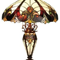 Artistically Victorian Table Lamp by Chloe Lighting