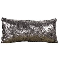 Silver Fox Kidney Pillow