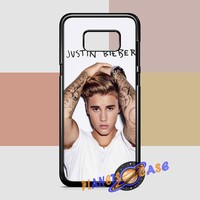 Justin Bieber Poster Samsung Galaxy S8 Plus Case Planetscase.com